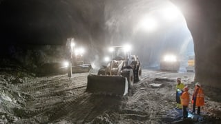Der Gotthard als Impulsgeber für neue Technologien