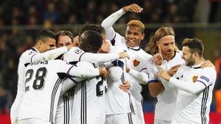 Il FC Basilea cun ulteriura victoria en la Champions League