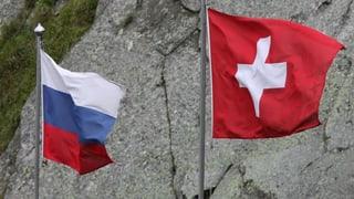 Russland auf Konfrontation mit der Schweiz
