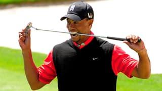Tiger Woods ist wieder die Nummer 1