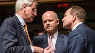 EU weitet Sanktionen gegen Russland aus