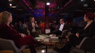 Literaturclub Plus: Schweizer Literatur?