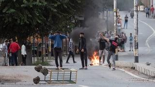 Die Lage in Kaschmir wird sich nicht beruhigen
