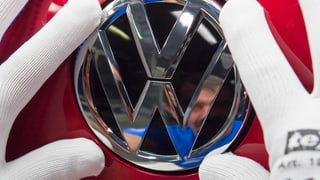 VW drosselt Autoproduktion