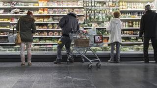 Lebensmittel: Die Schweiz kauft im «Real Life»