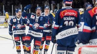 Bei den Lions ist die Freude am Hockey zurück