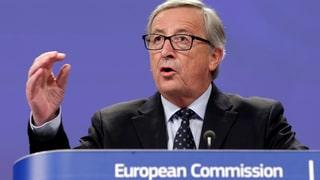 Rücktrittsforderung an Jean-Claude Juncker