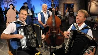 Video «Nidwaldner Akkordeonist: Thedy Christen» abspielen
