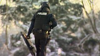 Täter richtet sich selbst – Polizist kämpft um sein Leben