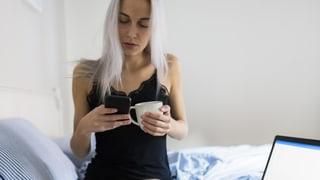 Sexting-Aufklärung für Jugendliche tut not