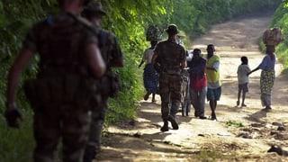 Französische Soldaten sollen Kinder missbraucht haben