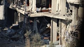 Syrien: Dutzende Tote bei Kämpfen rund um die Hauptstadt
