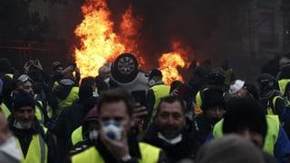 Frankreich wappnet sich für neue Krawalle