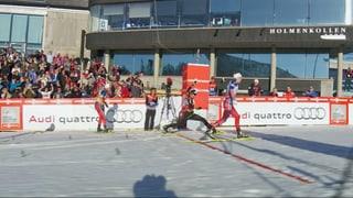 So lief das 50-km-Rennen von Oslo
