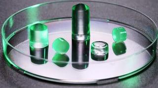 Hydrogel bei Knorpelschäden (Artikel enthält Video)