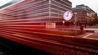 SBB-Fahrplanwechsel: Die wichtigsten Änderungen