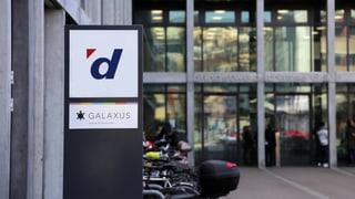 Onlineshop Galaxus testet Chancen im Ausland