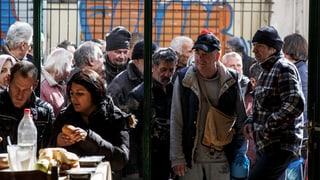 «Die Krise ist der neue Status quo von Griechenland»