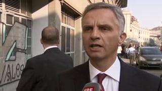 Burkhalter: «Das Krim-Referendum ist illegal»