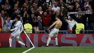Ronaldo rettet Real in letzter Minute