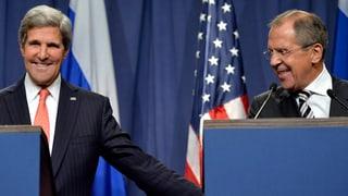 Syrien soll C-Waffenarsenale binnen einer Woche offenlegen