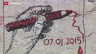 Schock, Wut, Trauer: «Charlie Hebdo» ist noch nicht vorüber