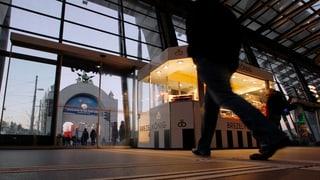 Bahnhof Luzern wird für 8 Millionen Franken umgebaut