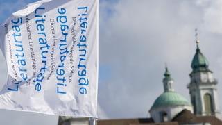 «läse, lose, bliebe stoh» an den 37. Solothurner Literaturtagen