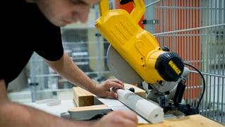 Schweizer Firmen weibeln für Lehrlinge