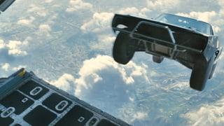 «Furious 7»: Coole Autos, heisse Stunts und Tränen zum Abschied
