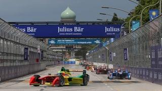 Kein Formel-E-Rennen in Lugano