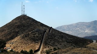 Kalifornen will keinen Grenzmauer-Prototyp im Bundesstaat