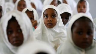 Wegen Kriegen: 13 Millionen Kinder können nicht zur Schule gehen