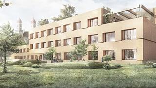 Luzerner Psychiatrie investiert 36 Millionen in Klinik-Neubau