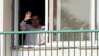 Ägyptischer Ex-Präsident Mubarak ist auf freiem Fuss