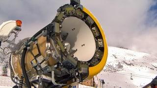 Schneemangel in Skigebieten ist rekordverdächtig