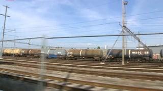 Gifttransport: 21'000 Tonnen Chlor durch Genfs Seequartiere