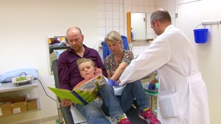 Kinderfreundliche Behandlung auf dem Vormarsch