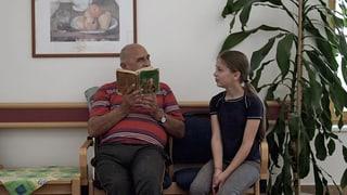 Video «Ich kann das: Betka – Meine Freunde im Altersheim (1/15)» abspielen