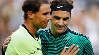 Federer batta Nadal