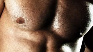 Weshalb Männer Brustwarzen haben
