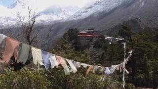 Ueli Steck in Nepal eingeäschert
