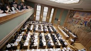Das Kantonsparlament zieht einen Schlussstrich
