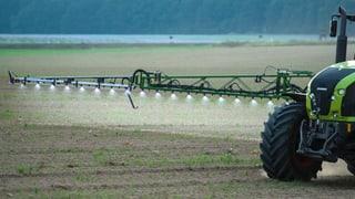 2'200 tonnas pesticids sin prads svizzers