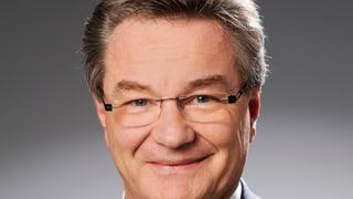 Robert Rhiner wird neuer CEO des Kantonsspitals Aarau