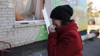 Situaziun umanitara dramatica en l'Ucraina da l'Ost