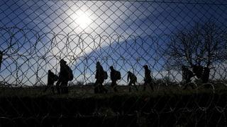 EU verklagt Polen, Ungarn und Tschechien in der Flüchtlingskrise