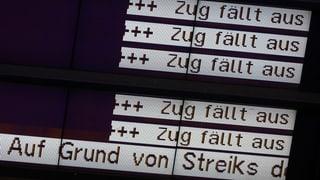 Deutsche Bahn blitzt vor Arbeitsgericht ab