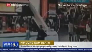 Video soll Mordanschlag auf Kim zeigen