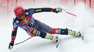 Miller im Kitzbühel-Training vorn